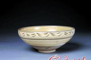 元耀州窑:青瓷渐衰白地黑花瓷渐兴(组图)