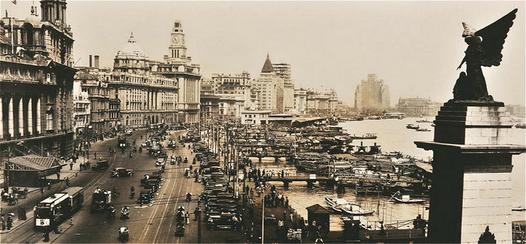 民国时期 上海经济总量占全国_民国时期的上海