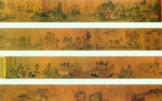 东晋画家顾恺之与他的表现主义艺术