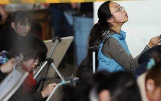 贵州省2015年普通高考艺术类专业考试合格分数线