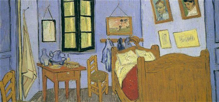 最新研究表明梵高作品用色与其精神状态有关