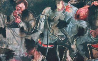 中国嘉德15春拍上拍新绘画:探索绘画回归之势