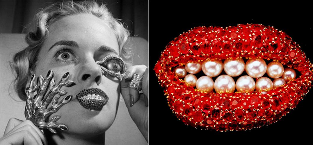 达利设计的珠宝与他的浮生七事