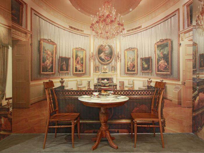 餐厅 餐桌 家居 家具 设计 书房 装修 桌 桌椅 桌子 700_525