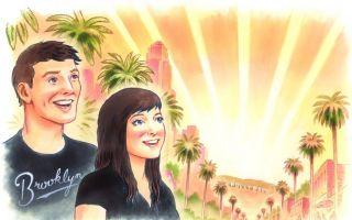"""""""文艺复兴""""的洛杉矶 正吸引大批纽约创客西渡"""