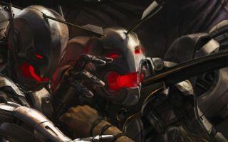 《复仇者联盟2:奥创纪元》角色海报设计