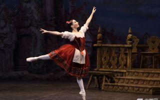 塔玛拉·罗霍:谁说跳芭蕾不能吃冰淇淋