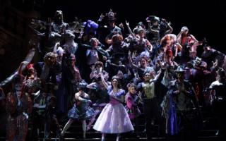 韦伯经典原版音乐剧《剧院魅影》9月22日登陆广州大剧院