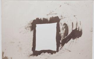 "【Art or Not】邀请你来猜: 两幅抽象""污渍""哪个才是真正艺术品"