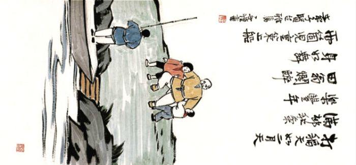 上海往岁的浙籍艺术群星