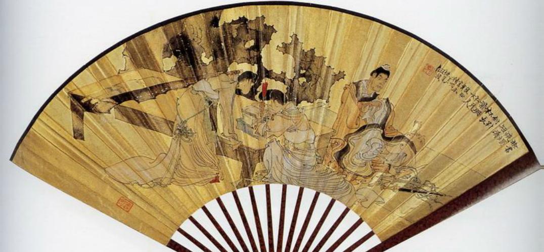 中国画家笔下的唐诗世界