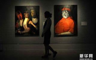 波兰当代艺术展中国美术馆开幕