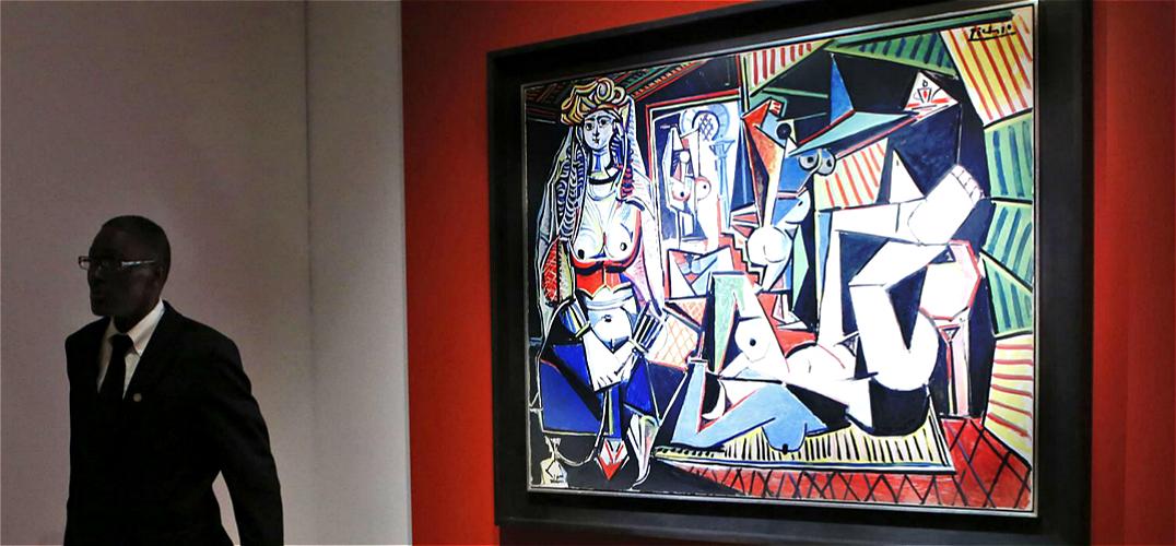 盘点拍卖史十大最贵艺术品 毕加索画作位列榜首