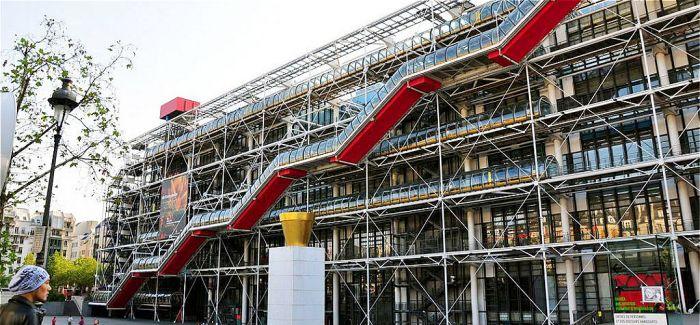 法国蓬皮杜艺术中心收到5件中国艺术赠品