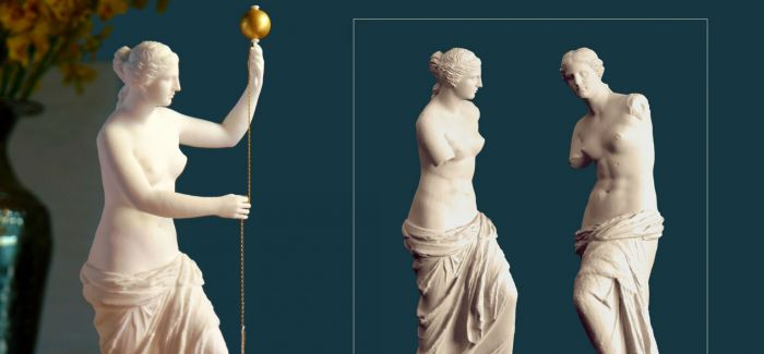 艺术未解之谜:维纳斯雕像可能是一个正在纺织的妓女