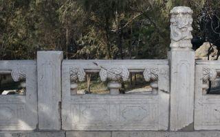 颐和园望柱头去向成谜:专家推测仍藏园内