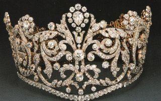 各国女王皇冠哪个最壕 看到最后惊呆了