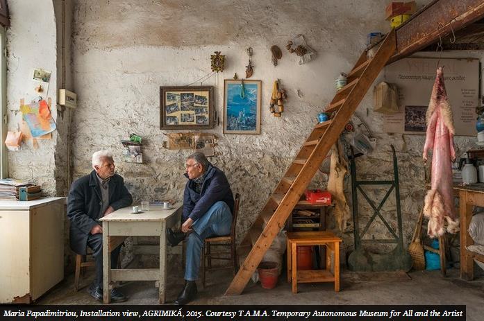 希腊参展艺术家眼中的2015年威尼斯双年展