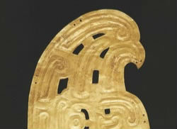 法国收藏家将赠予吉美博物馆的纯金古董归还中国
