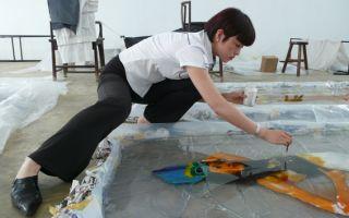 2015年4月AAC艺术中国月度观察报告之艺术家-油画类:喻红