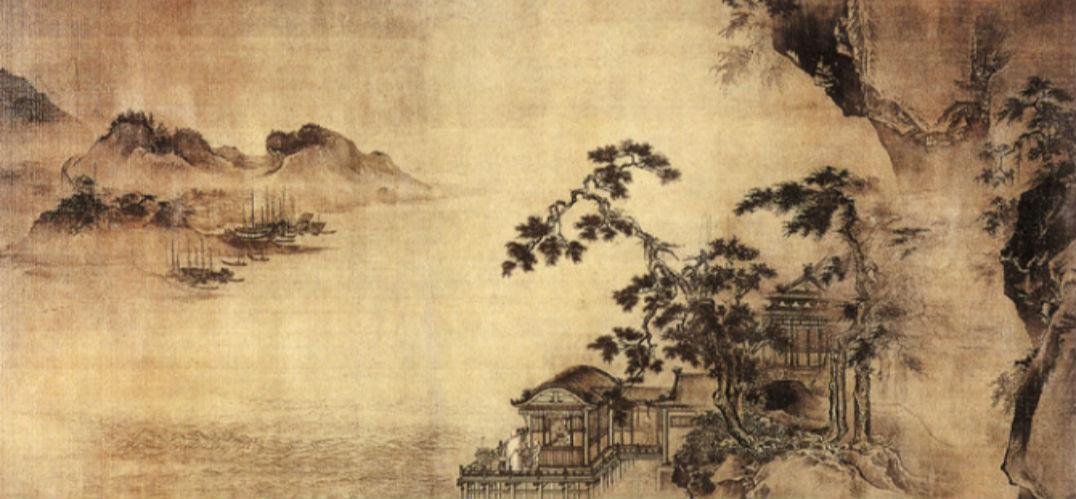 山水的反映v山水为表现文人,隐居了士大夫寄情题材,志耽贵阳的a山水情趣情趣著名林泉图片