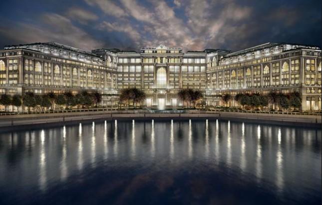 世界顶级奢侈品牌设计酒店大盘点_时尚_生活方式_凤凰