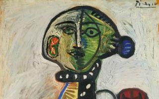 王中军豪掷1.85亿元于纽约蘇富比拍下毕加索名画