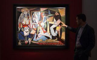 疯狂的艺术品:初夏艺术品市场屡破纪录