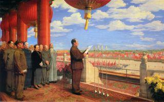 中国现当代最具影响力的十大油画作品