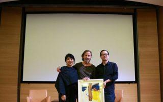 卡斯特利央美讲座:用创作的生命与激情诠释