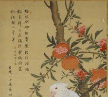 书画收藏与鉴赏:《富贵多子》