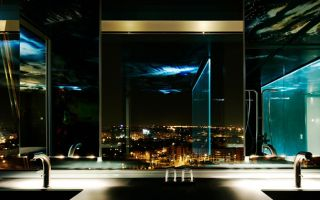 扎哈等19位世界顶尖设计师共同结晶:Puerta America酒店