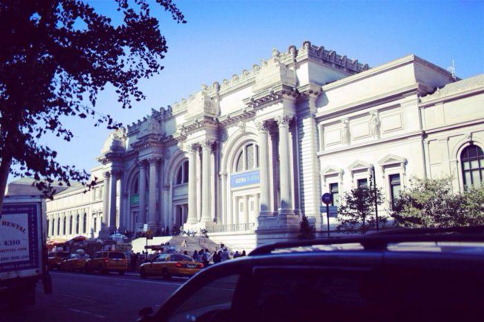 纽约大都会艺术博物馆2