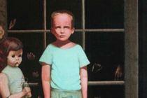 画布上的灵异事件:油画 幽灵 木乃伊