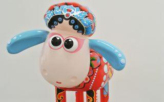 """""""艺术.羊""""肖恩玩转中国:主题大电影即将推出"""