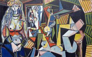 毕加索《阿尔及尔的女人(O版)》买家身份仍旧是个谜
