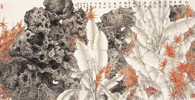 抗战胜利70周年画展 upload.art.ifeng.com 宽684x351高
