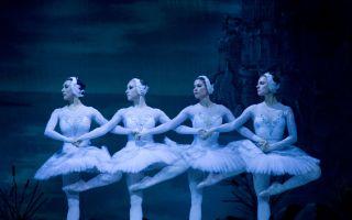 立陶宛国家歌剧芭蕾舞剧院东方艺术中心上演《天鹅湖》