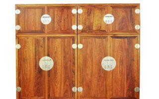 古董衣柜怎样保养修复