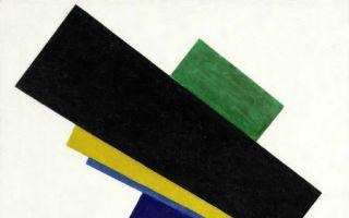 拍卖史上最重要的马列维奇油画首次亮相拍场