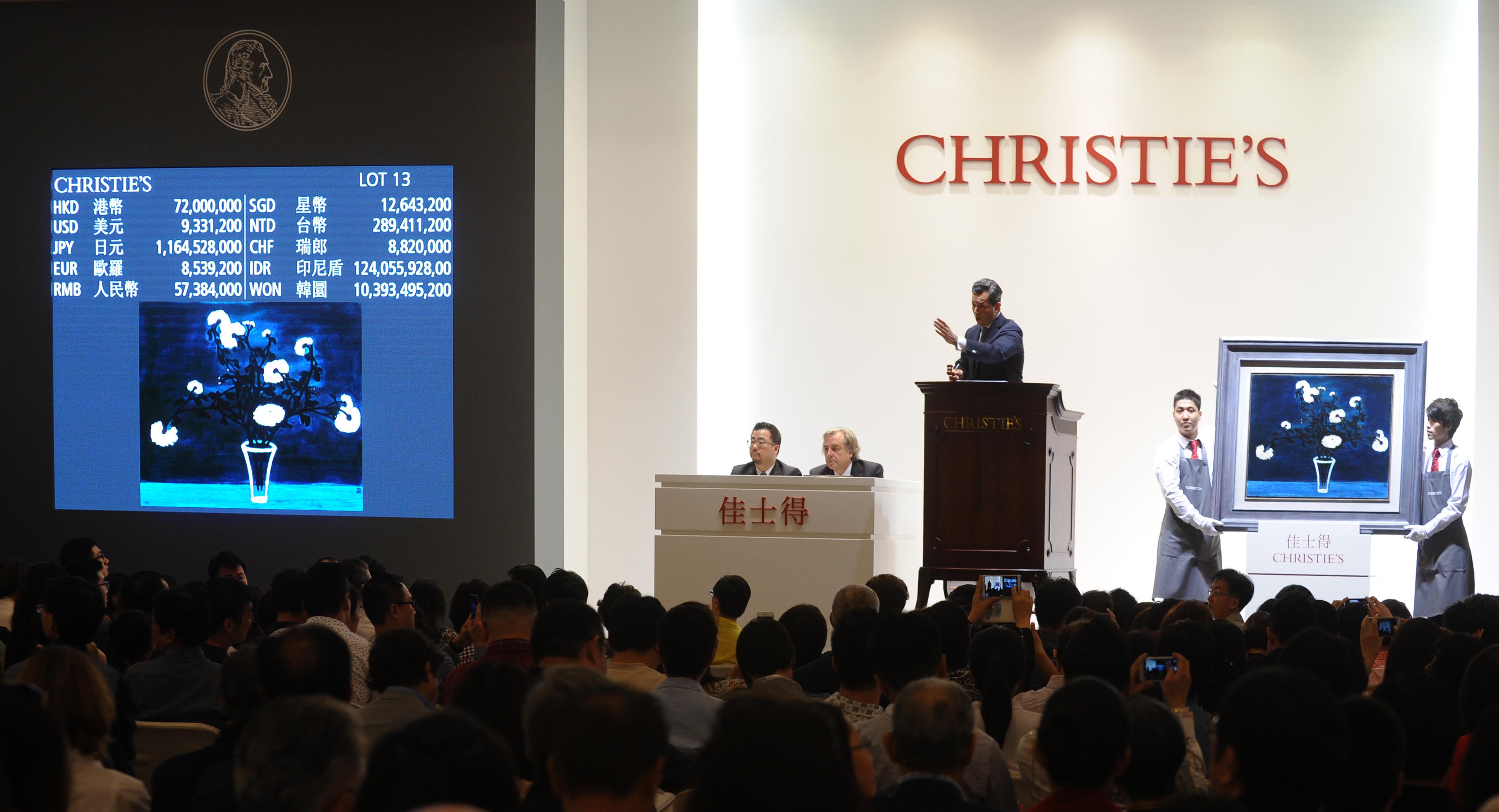 法国佳士得不顾全体华人反对,拍卖圆明园鼠首和兔首铜像.