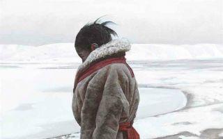 香港佳士得春拍:艾轩《白河边的男孩》220万港元成交
