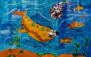 """""""星星的孩子""""也有艺术梦:自闭症儿童画展在沪举行"""