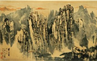 复兴中国画是个大字眼