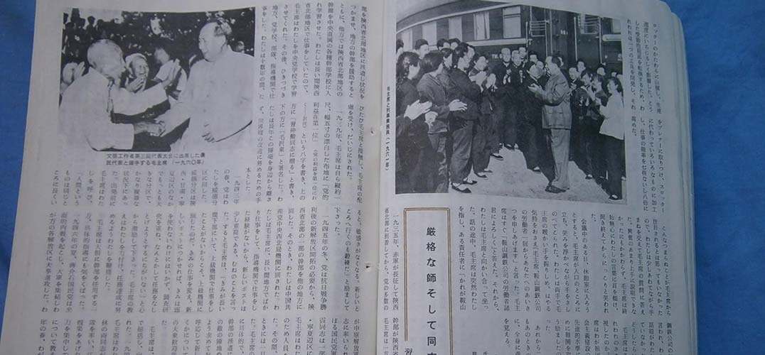 林国本:中日译界的参天树