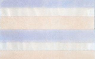 泰特现代美术馆举办极简抽象派画家艾格尼丝·马丁大型回顾展
