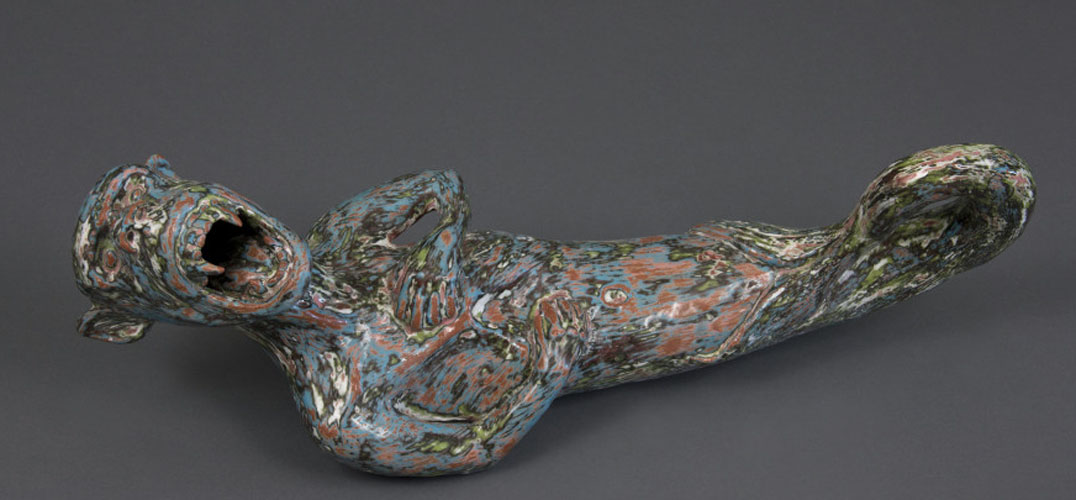 这怪物般的动物标本似的雕塑第一次是由巴纳姆和贝利