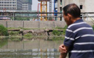 """上海440岁古桥突然没了 现场万科工地负责人称""""不知道"""""""