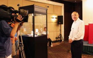 北京匡时拍卖董事长董国强:无漏可捡证明中国书画市场依旧坚挺