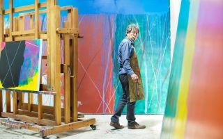 抽象之美:谭平个展《画画》6月13日盛大直播